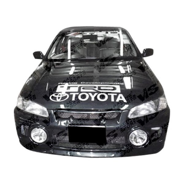 Toyota Celica 1994 1999 Invader Front Bumper: Toyota Camry 4 Doors 2000 Evo Style
