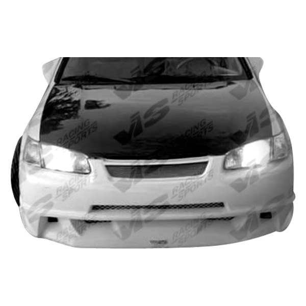 Toyota Celica 1994 1999 Invader Front Bumper: Toyota Camry 1998 Xtreme Style Fiberglass