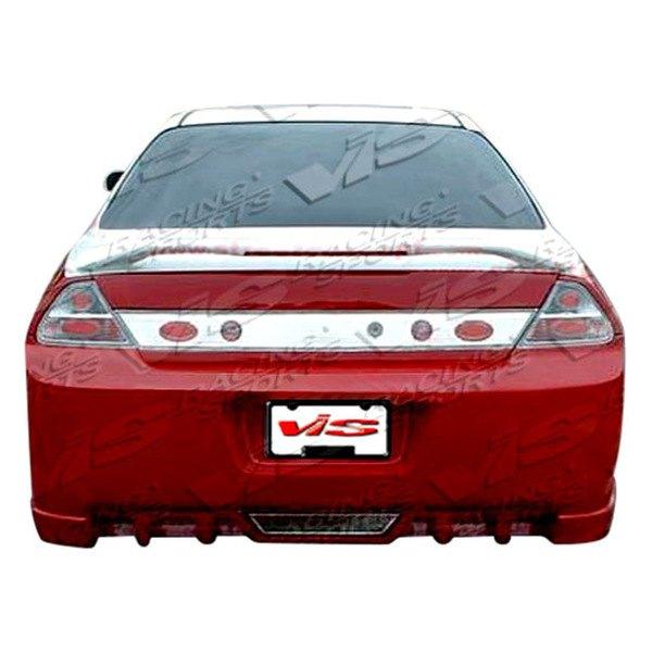 Honda Accord 2000 Evo 5 Style Fiberglass Bumpers