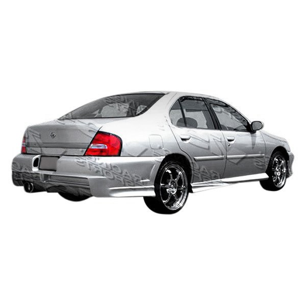 vis racing nissan altima 4 doors 1999 xtreme style fiberglass body kit. Black Bedroom Furniture Sets. Home Design Ideas
