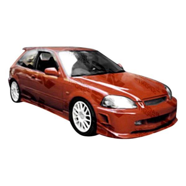 Honda Civic 1999-2000 Stalker Style