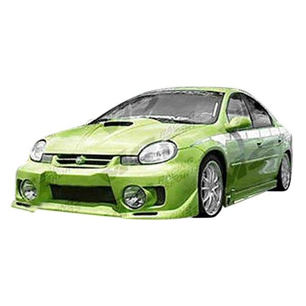 2000 Dodge Neon Interior: Dodge Neon 2000-2002 EVO 5 Front Bumper