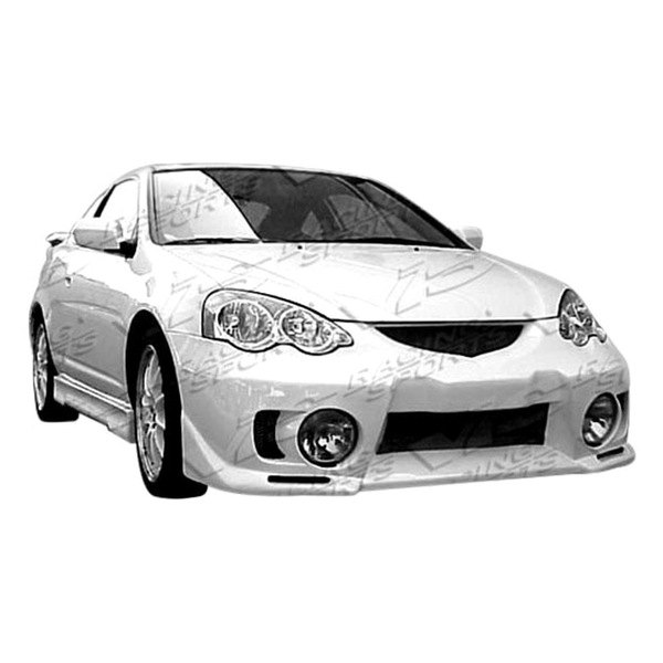 vis racing acura rsx 2002 2004 evo 5 front bumper. Black Bedroom Furniture Sets. Home Design Ideas