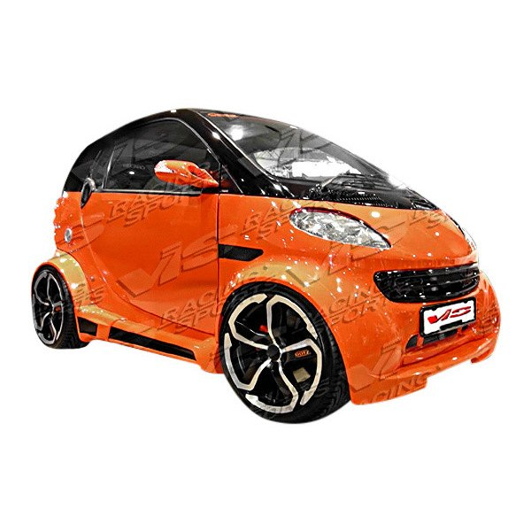 Smart Car Fortwo 2008-2009 Max Wide Body