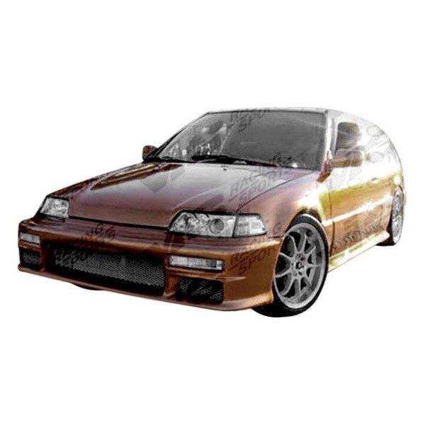 Honda Civic Si Hatchback 1990 Car Interior Design