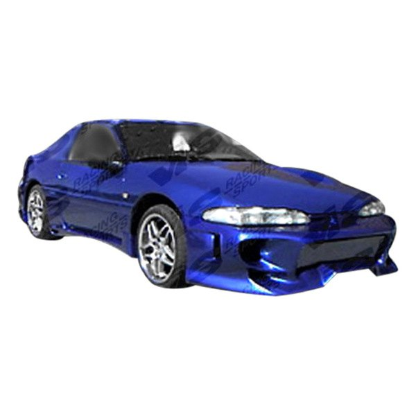 Vis racing mitsubishi eclipse 1992 1994 invader front for Garage mitsubishi valence