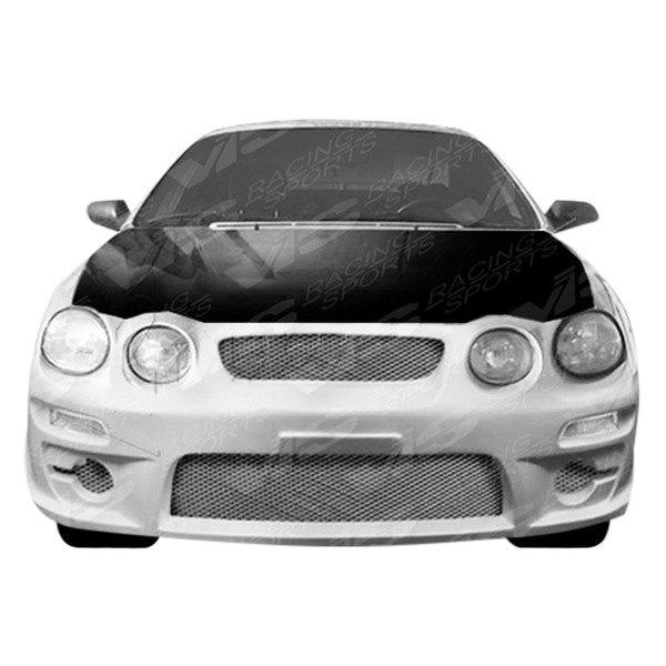 Toyota Celica 1994 1999 Invader Front Bumper: VIS Racing® 94TYCEL2DGT4-001