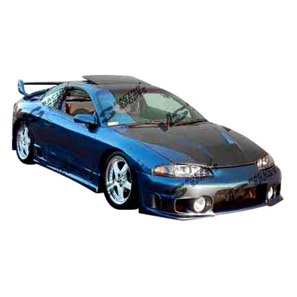 Vis racing mitsubishi eclipse 1995 1996 evolution front for Garage mitsubishi valence