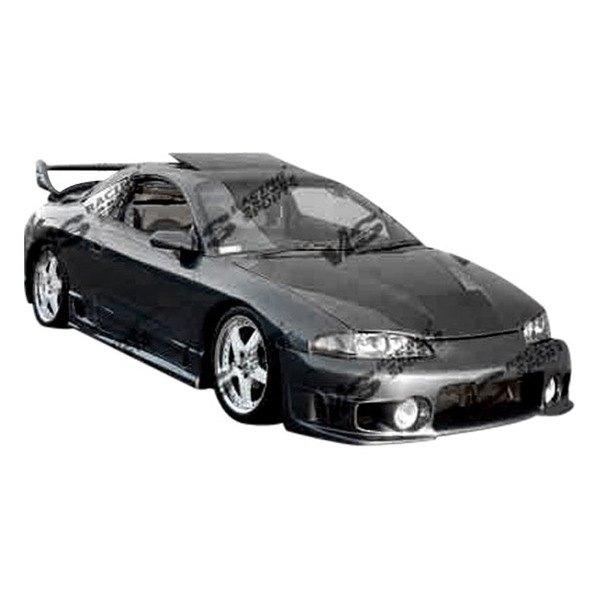 1999 Mitsubishi Eclipse Exterior: Mitsubishi Eclipse 1997-1999 Evolution Front
