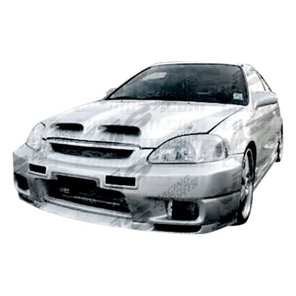 Acura Integra 1998-2001 Omega Front Bumper