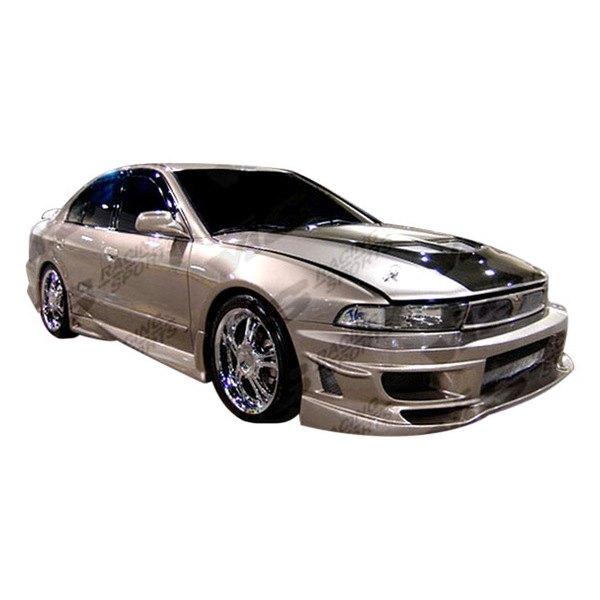 Mitsubishi Galant: Mitsubishi Galant 1999-2003 Cyber 2 Body Kit