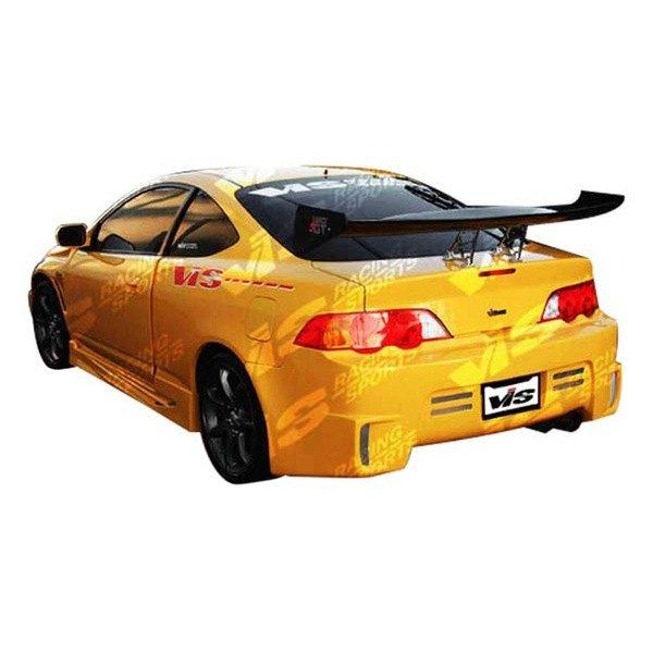 Acura RSX 2003 GT Bomber Style Fiberglass