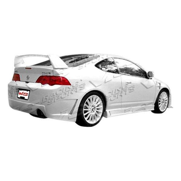 Acura RSX 2002 TSC 3 Style Fiberglass Body Kit