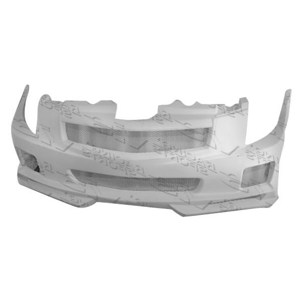Cadillac CTS 2003 VIP Style Fiberglass Bumpers