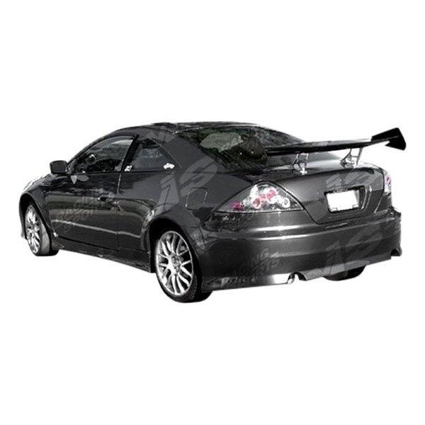 vis racing honda accord base coupe ex lx coupe 2003 v speed style fiberglass body kit. Black Bedroom Furniture Sets. Home Design Ideas