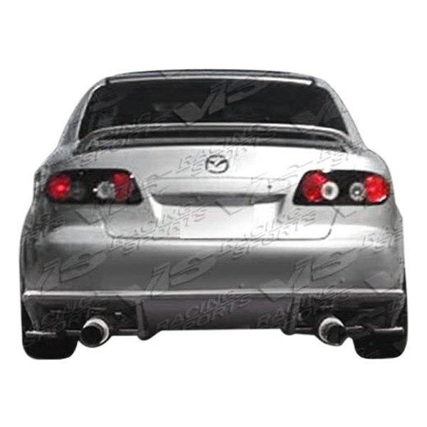 2008 Mazda6 4 Door Oem Style Spoiler: Mazda 6 4 Doors 2006 Ballistix Style Fiberglass Body Kit