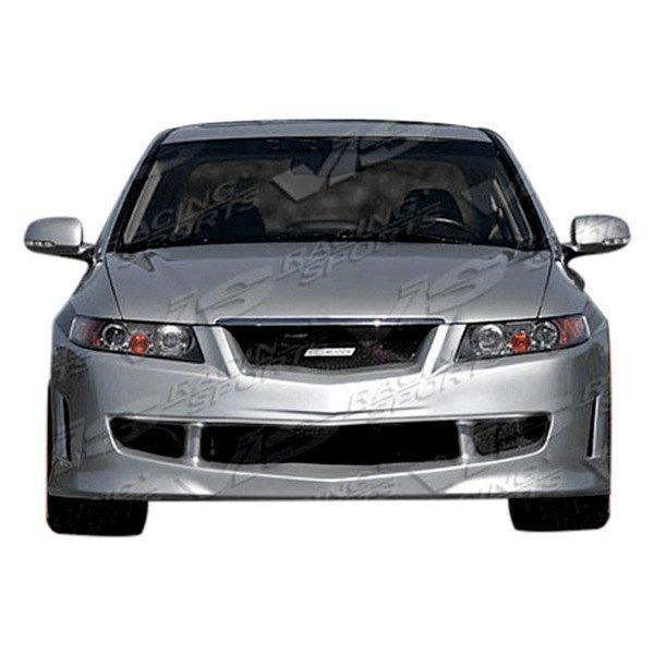 Acura TSX 2004-2005 VIS Racing Techno R Style Fiberglass