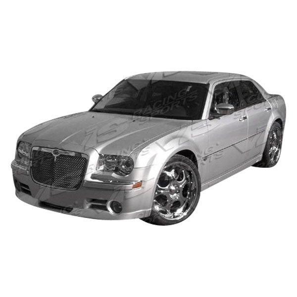 Chrysler 300 2006 Ground Effects Package: Chrysler 300 2007 VIP Style Fiberglass Body Kit