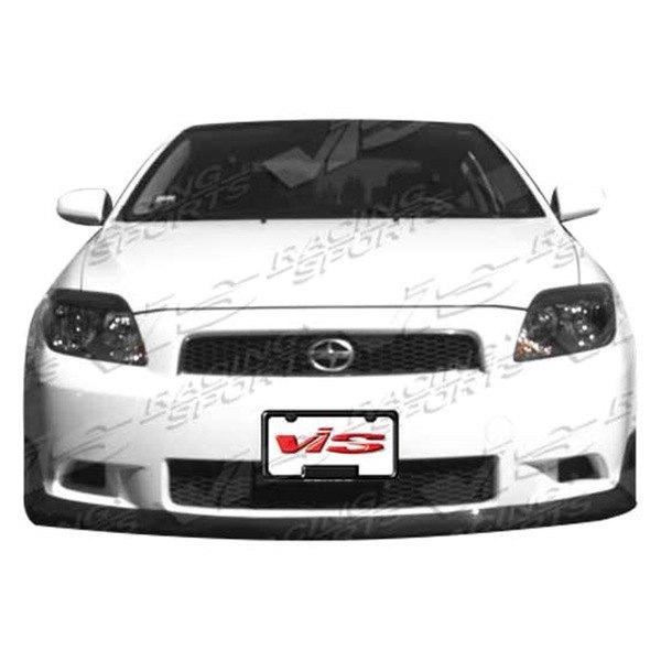 Vis Racing Scion Tc 2005 2010 Techno R Style Fiberglass Bumper Lips