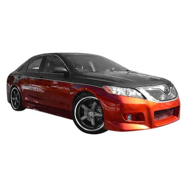 vis racing toyota camry 2007 2008 vip 2 style. Black Bedroom Furniture Sets. Home Design Ideas