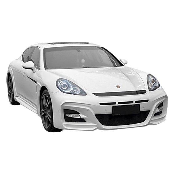 Porsche Panamera 2011 VIP Style Fiberglass