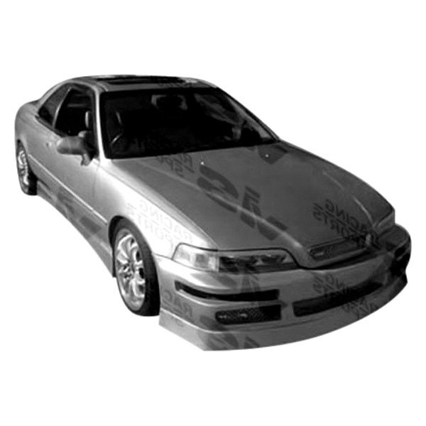 Acura Legend 1994 VIP Style Fiberglass Bumpers