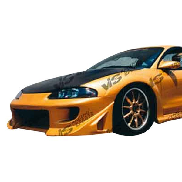 Vis racing mitsubishi eclipse 1998 battle z style for Garage mitsubishi valence