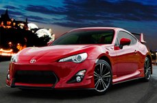 VIS Racing® - Body Kit on Toyota GT86
