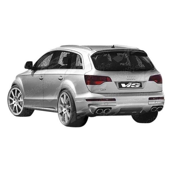 Custom Parts: Custom Parts For Audi Q7