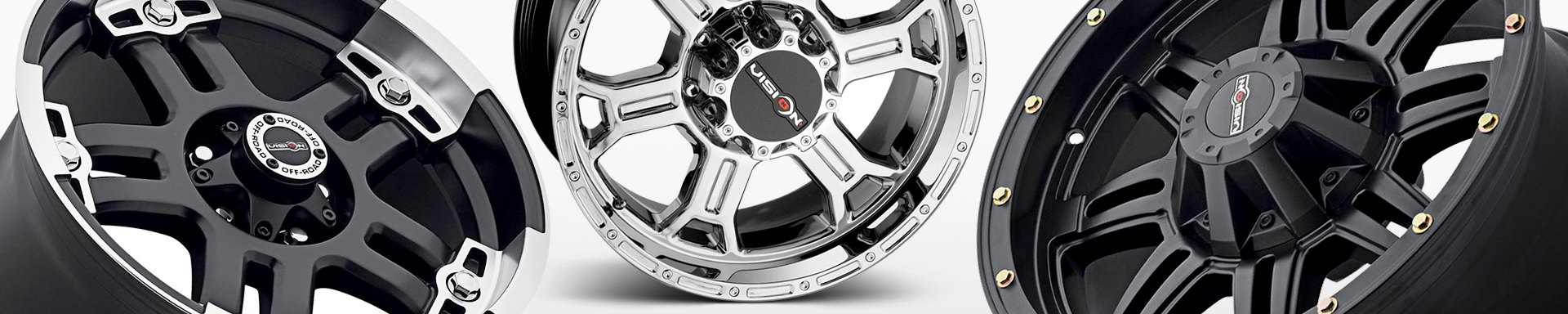 Universal Vision Off-Road WHEELS & RIMS