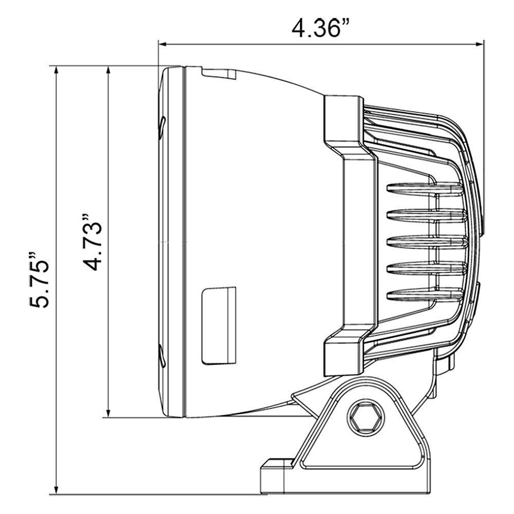 Vision X Led Wiring Diagram Excellent Electrical Light Bar Cannon Library Rh 44 Evitta De 12v