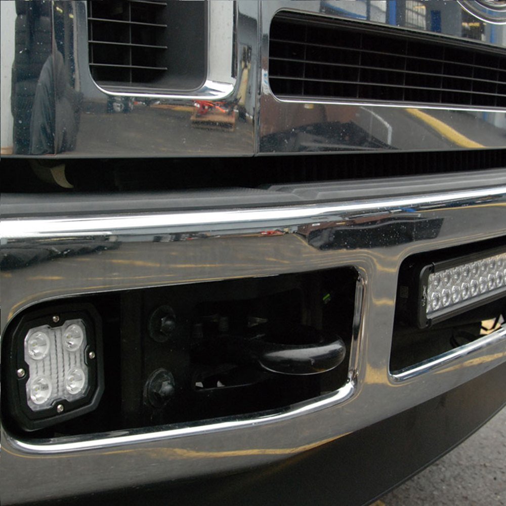 Vision x 9892290 bumper mounted xpi 24 30w mixed beam led light bar vision x bumper xpi 24 30w mixed beam led light barvision x bumper xpi led light bar installed vision x bumper xpi led light bar mozeypictures Image collections