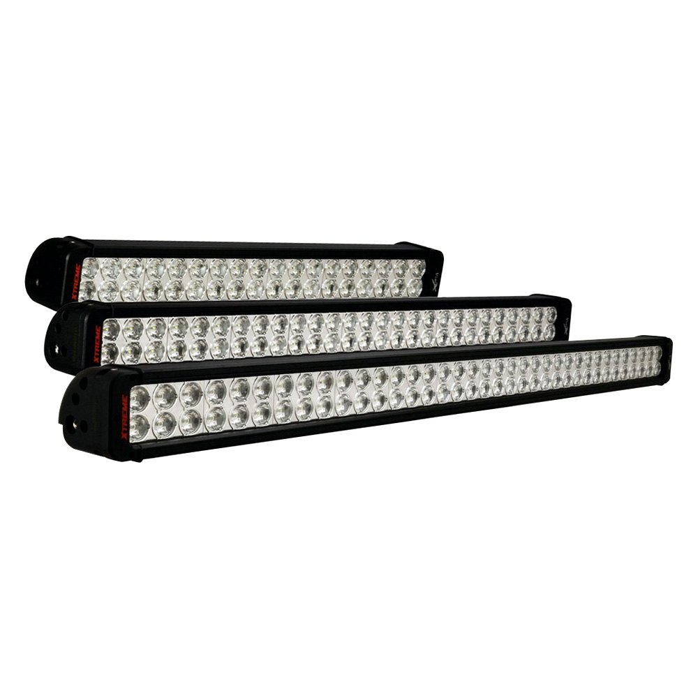 Vision x xmitter prime xtreme dual row led light bar vision x xmitter prime xtreme dual row led light bars aloadofball Images