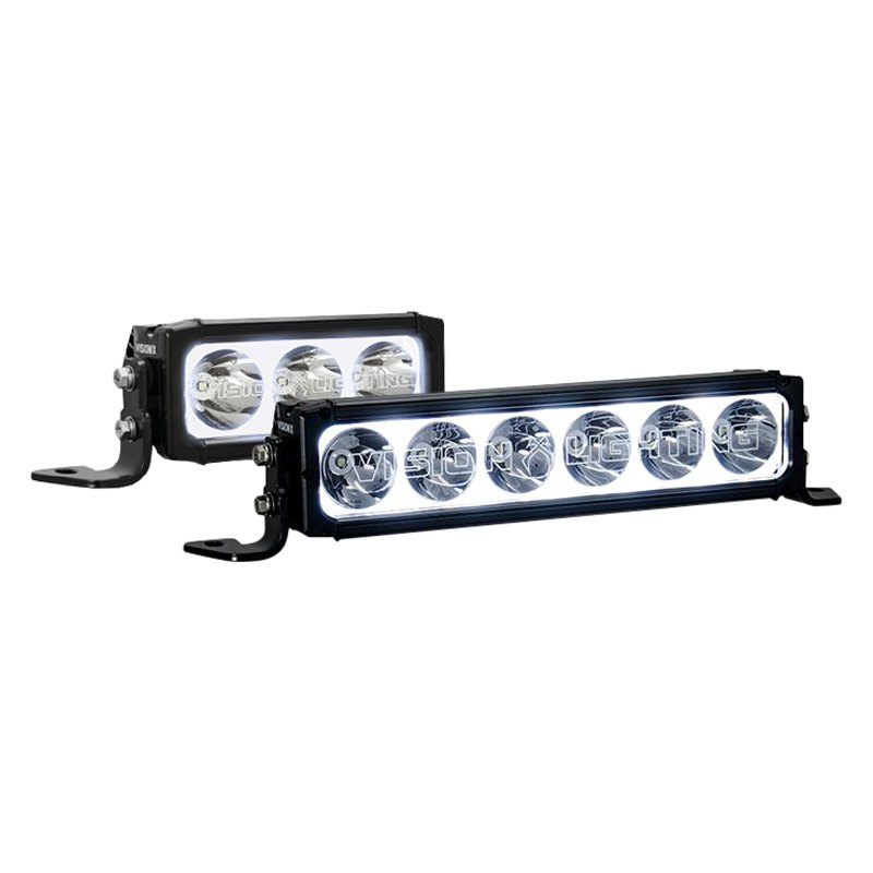 Vision x xpr s halo straight beam led light bar vision x xpr s halo led light bars mozeypictures Image collections