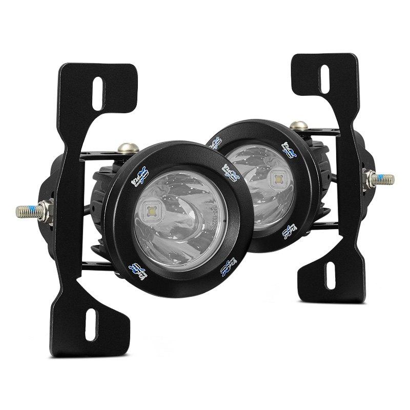 Vision X Jeep Wrangler 2013 2015 Optimus Led Fog Lights
