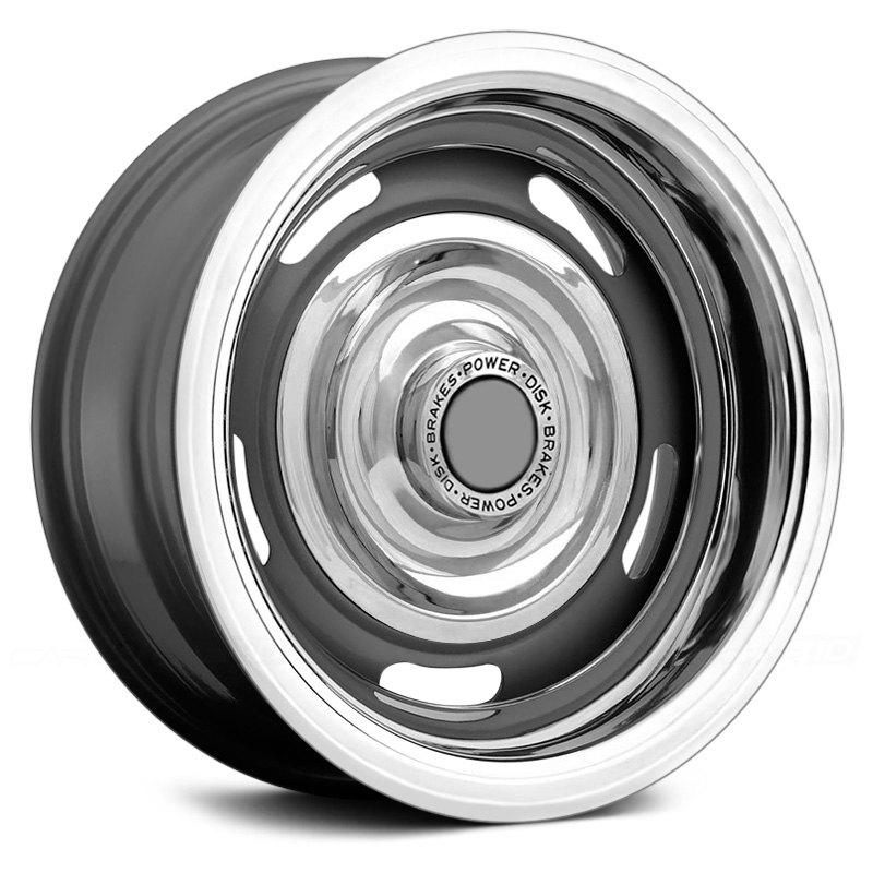 Car Dealer Reviews >> VISION® 55 RALLY Wheels - Silver Rims