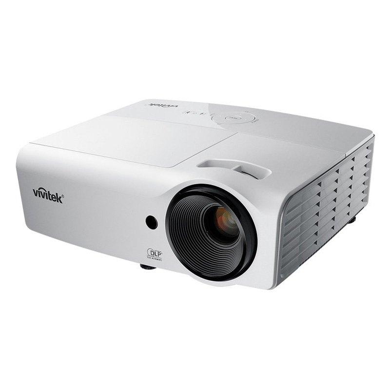 Vivitek d557wh 3d ready dlp projector 720p hdtv for Hd projector reviews
