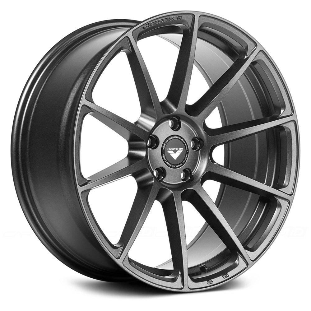 Vorsteiner 174 Vff 102 Wheels Graphite Rims