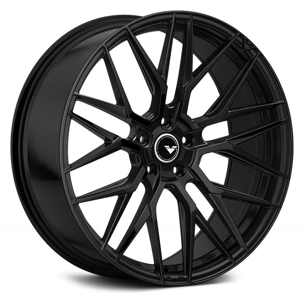 vorsteiner vff 107 wheels gloss black rims Wheels Rims vorsteiner vff 107 gloss black