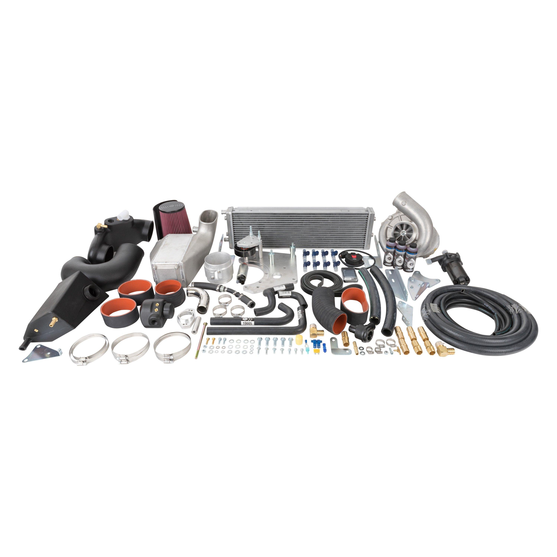 Vortech V3 Si Trim Supercharger: Vortech Engineering® 4FU218-040SQ
