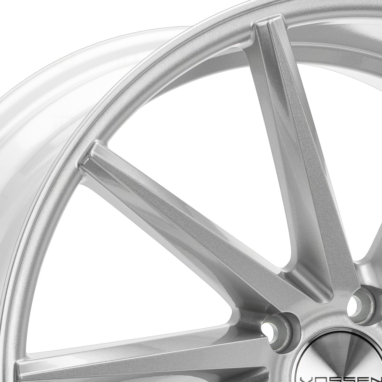 d43b4262c VOSSEN® CVT Wheels - Silver Metallic Rims