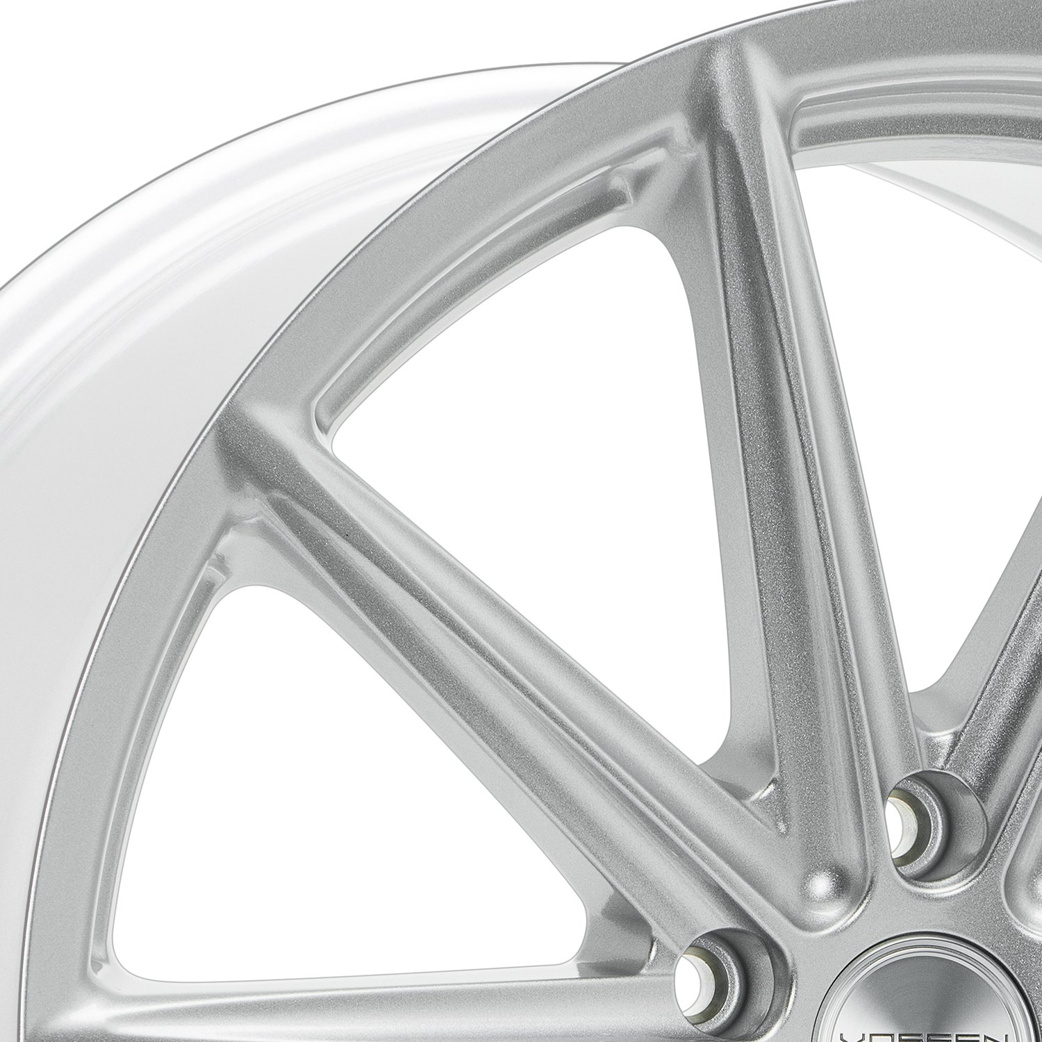fb2f589c1 VOSSEN® VFS-10 Wheels - Silver with Polished Face Rims