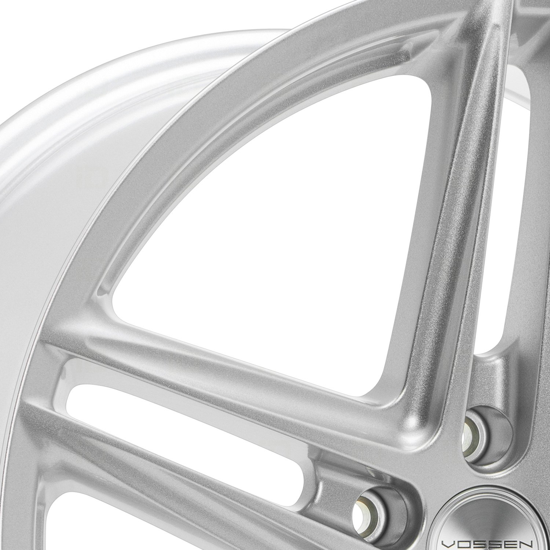 4007f488d VOSSEN® VFS-5 Wheels - Silver Metallic Rims