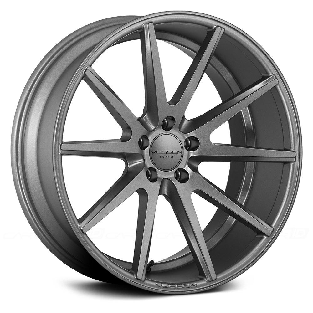 Vossen 174 Vfs 1 Wheels Matte Graphite Rims