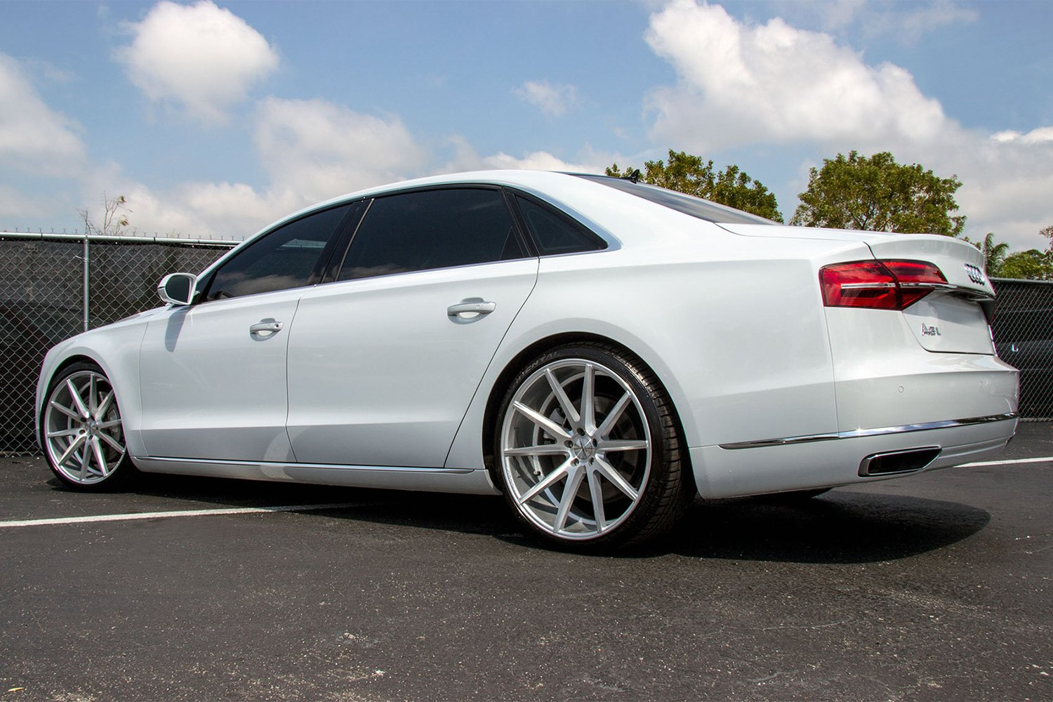 Vossen vfs1 wheels silver with brushed face rims vfs1 2d32 h