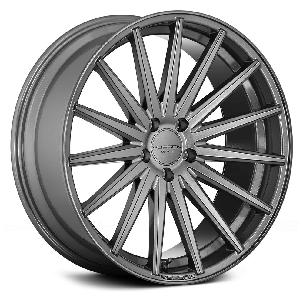 Vossen 174 Vfs 2 Wheels Graphite Rims