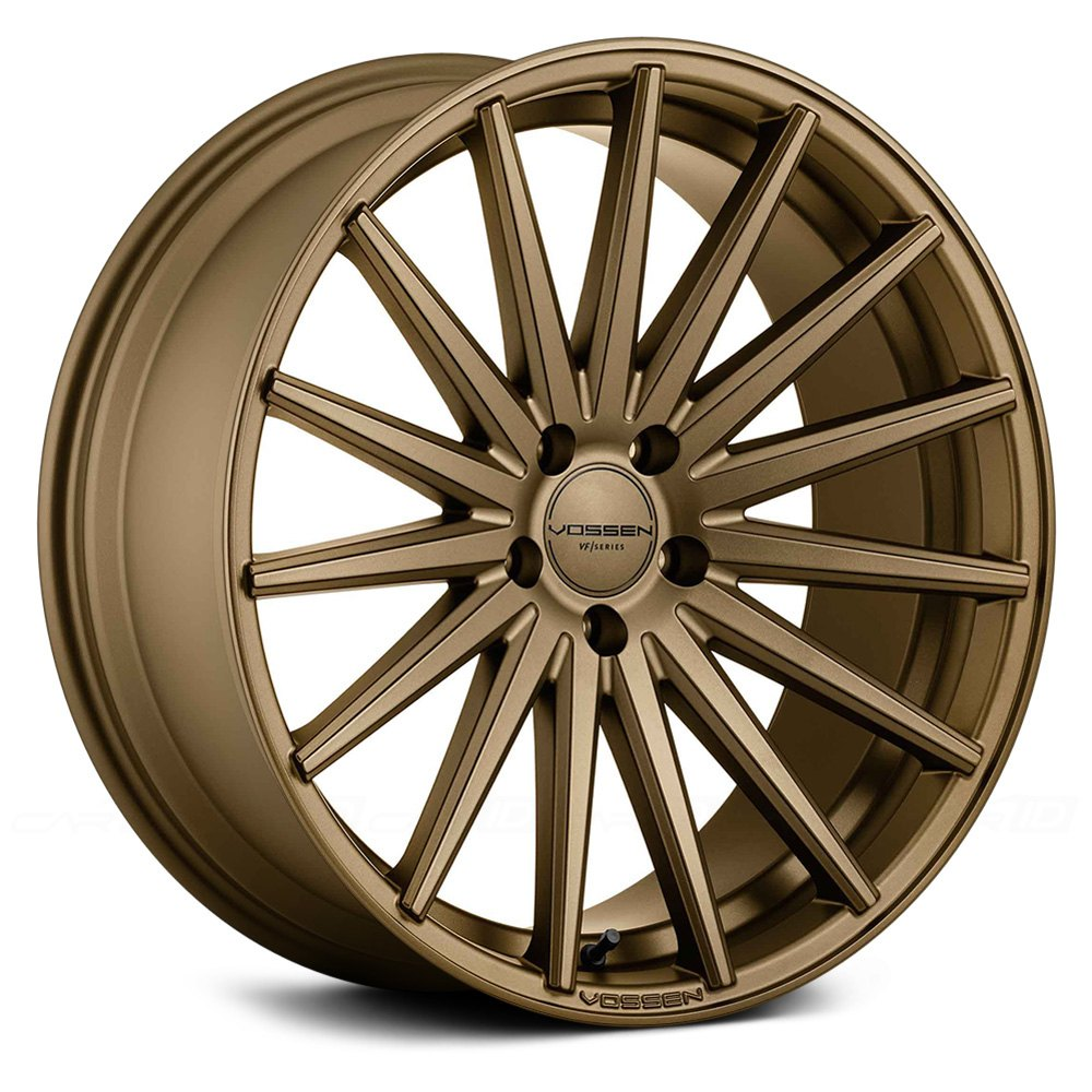 Vossen 174 Vfs 2 Wheels Satin Bronze Rims