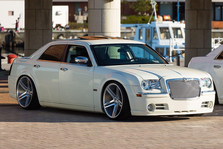 Vossen Vps Gloss Silver Chrysler