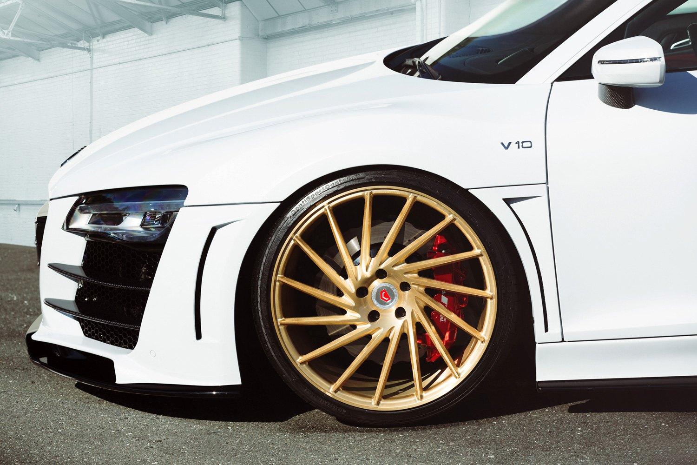 Vossen 174 Vps 304 Wheels Custom Finish Rims