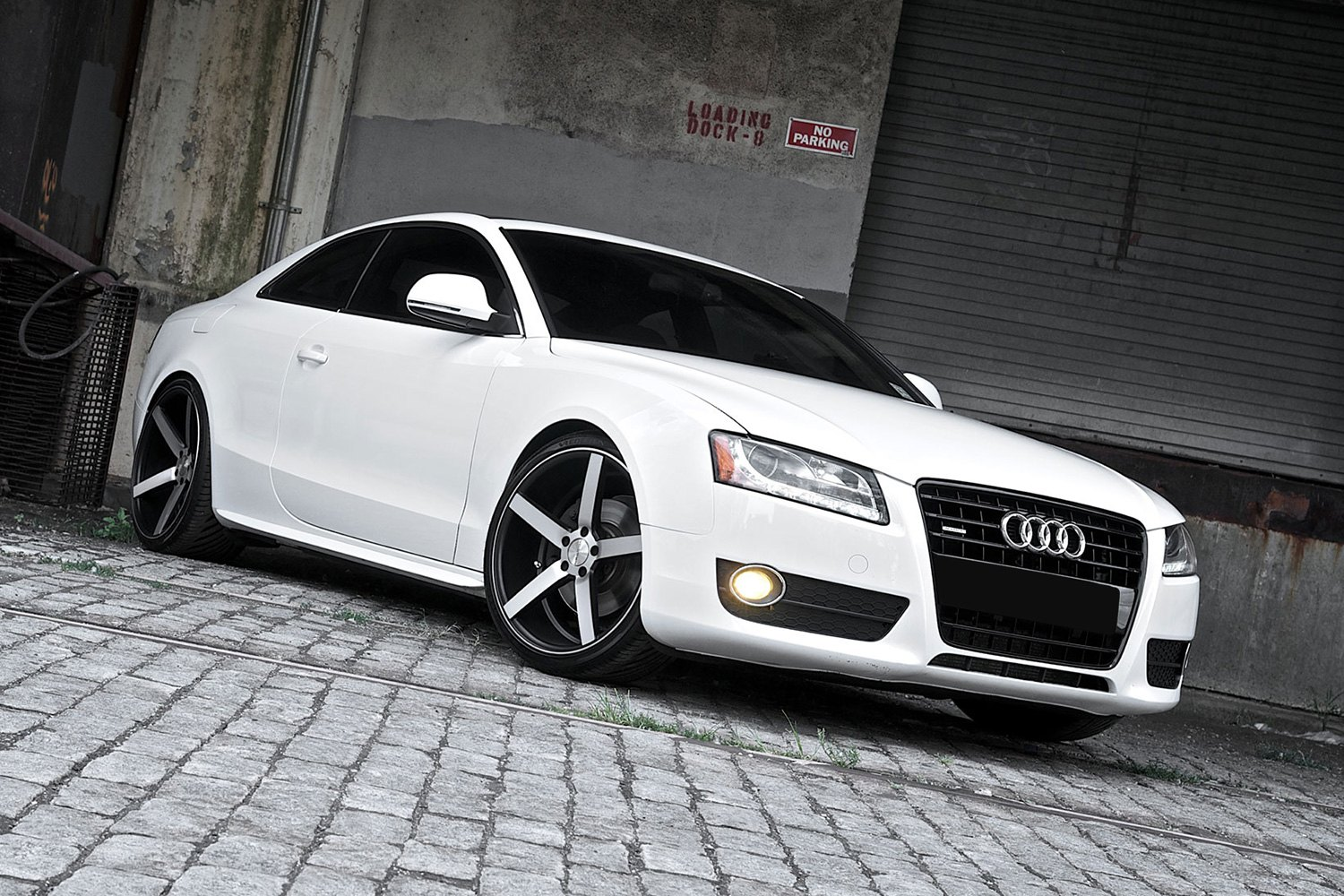 black and chrome vossen vvscv3
